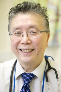 Photo of Dr Sonny Chong