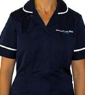 Ward manager uniform