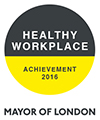 Healthy Workplace Achievement Award 2016