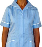 Healthcare assistant uniform
