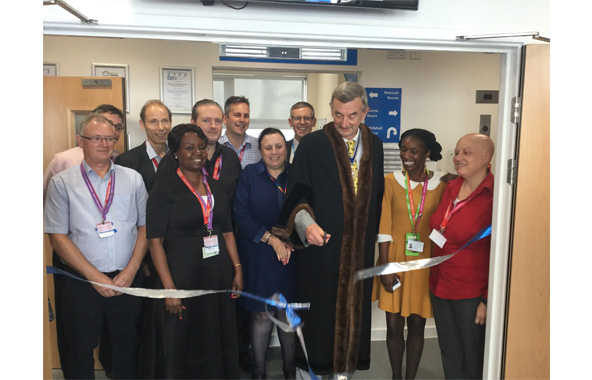 Brand new education centre opens at St Helier Hospital