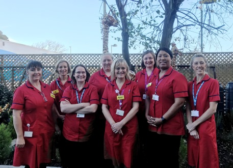 Epsom and St Helier hospitals is on a mission to recruit nurses