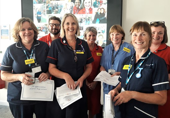 Badge of honour: recognising our dedicated nursing workforce