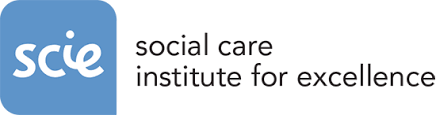 Logo for Social Care Institute for Excellence