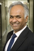 Picture of Rakesh Patel, Chief Financial Officer