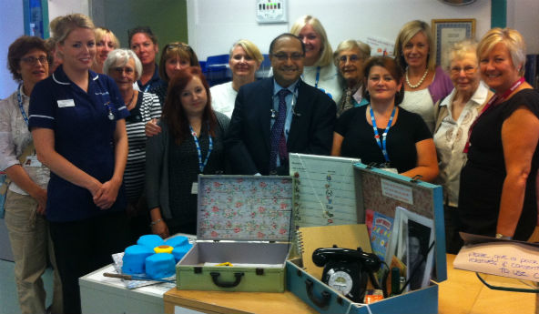 Local hospitals lead the way with dementia care innovations