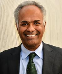 Our new Chief Financial Officer, Rakesh Patel